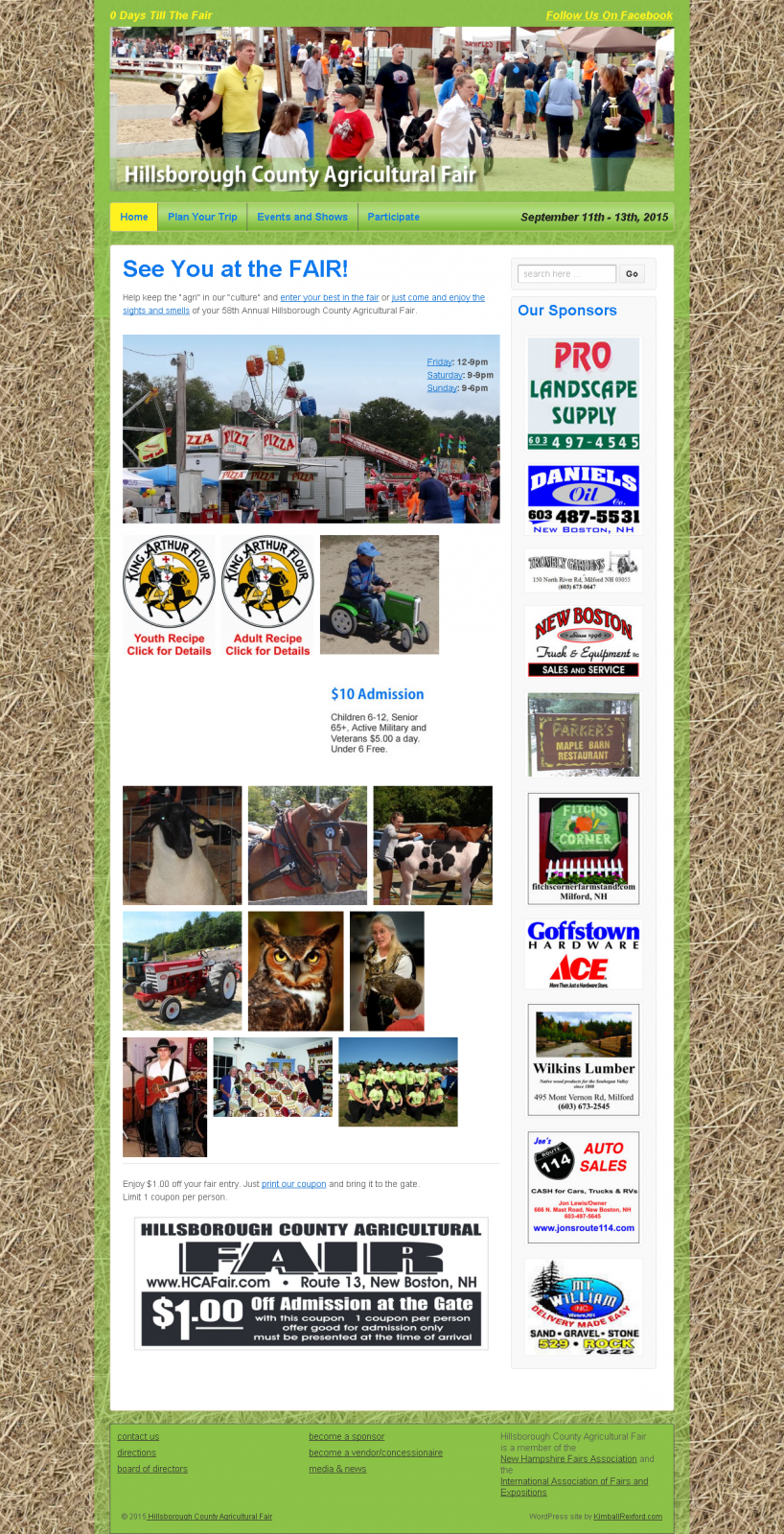 Hillsborough County Agricultural Fair