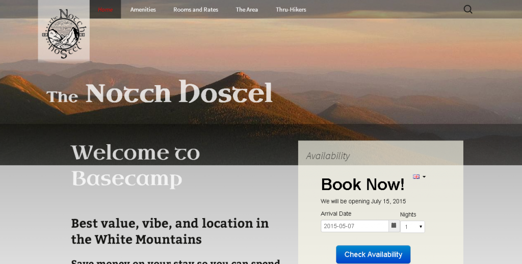The Notch Hostel