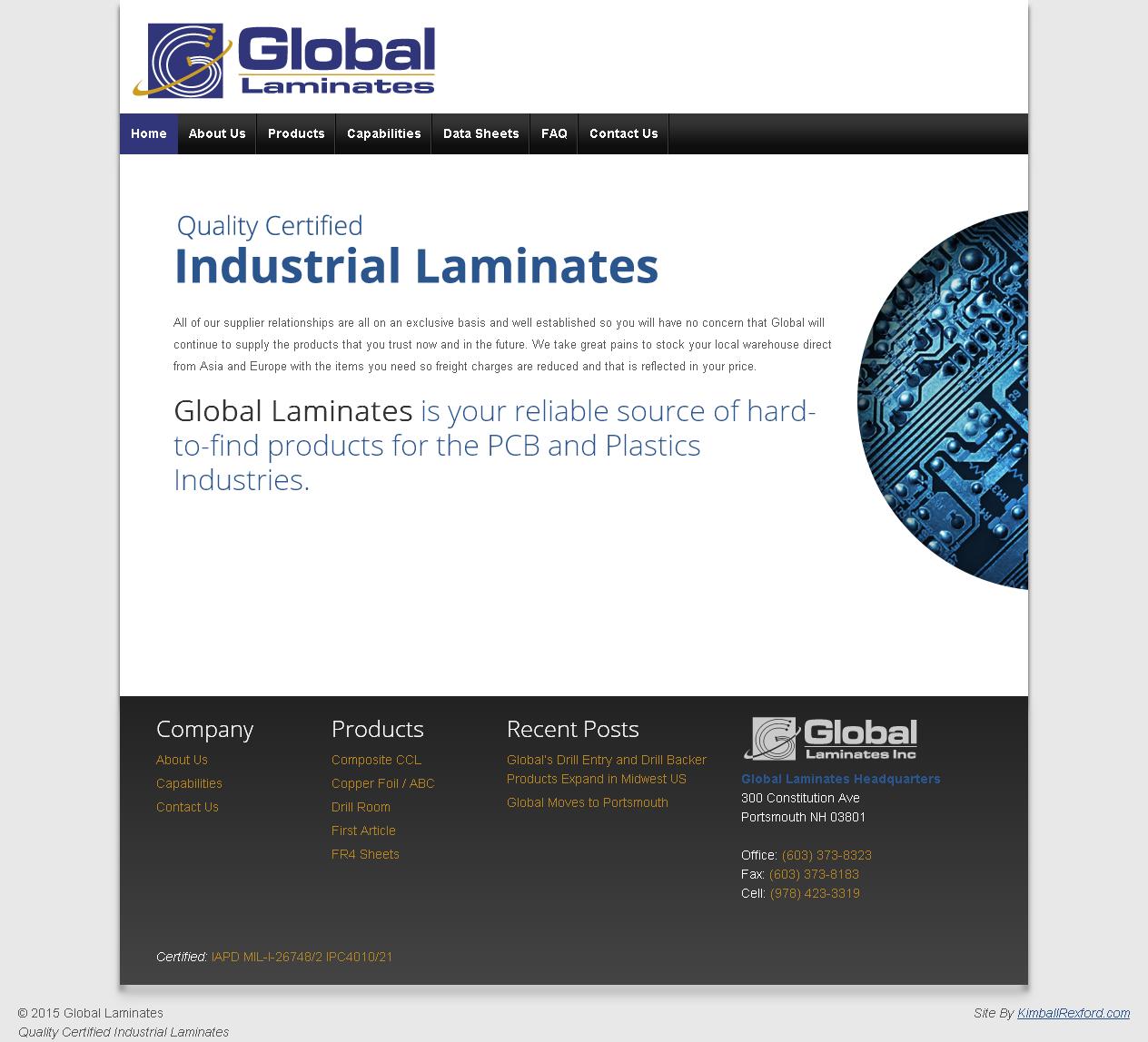 Global Laminates