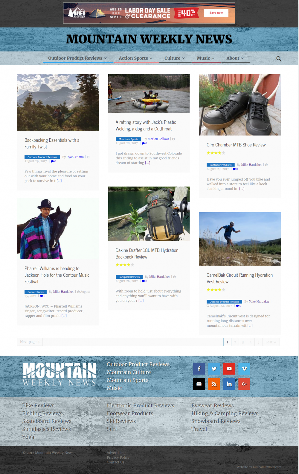 MtnWeekly.com gets a facelift