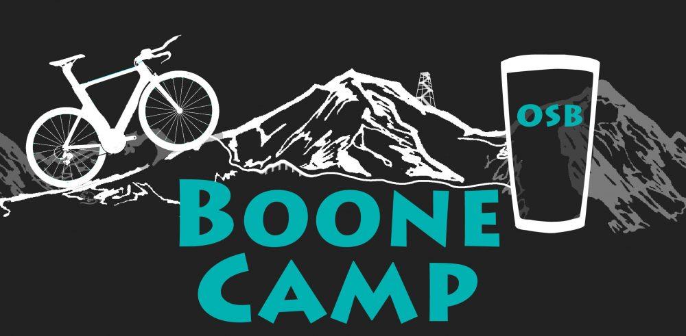 2018 Boone Camp T-Shirt Design