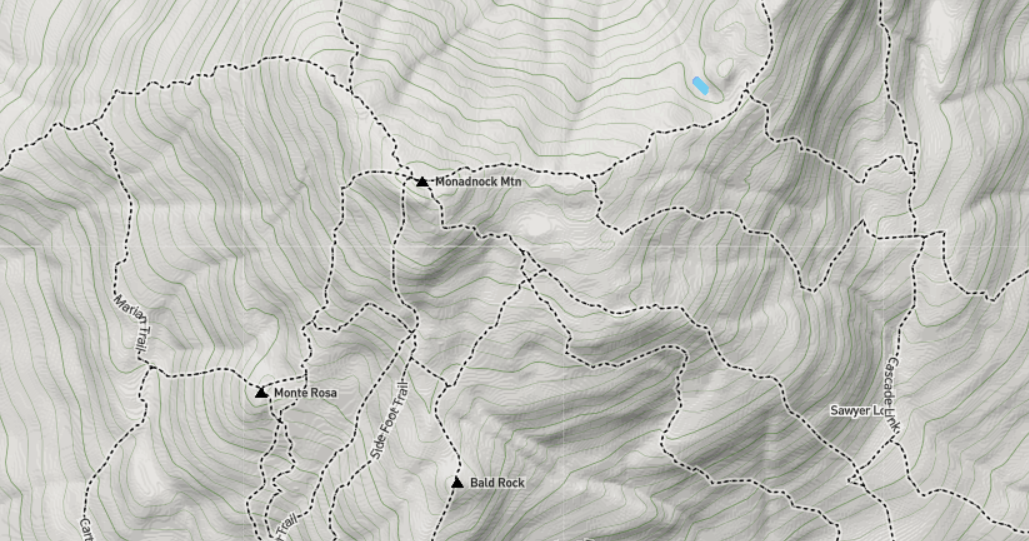 Building a Custom Trail Map Using OSM and Mapbox