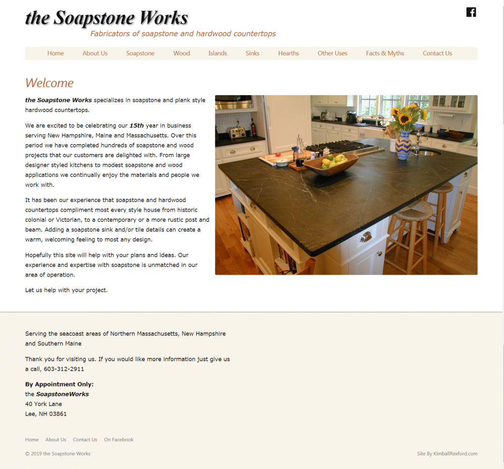 Rebuilding The SoapstoneWorks Website
